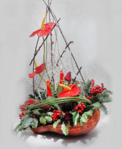 αποστολη λουλουδιων