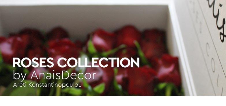 roses collection  συλλογή  τριαντάφυλλα