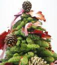 Χριστουγεννιάτικες συνθέσεις λουλουδιών-84