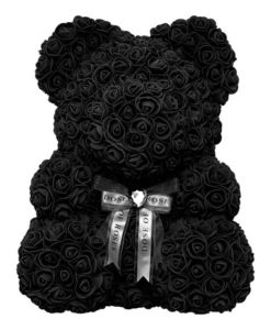 teddyh bear black